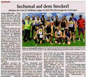 20150628 Tölz Weilheimer Tagblatt 10 Juli 2015